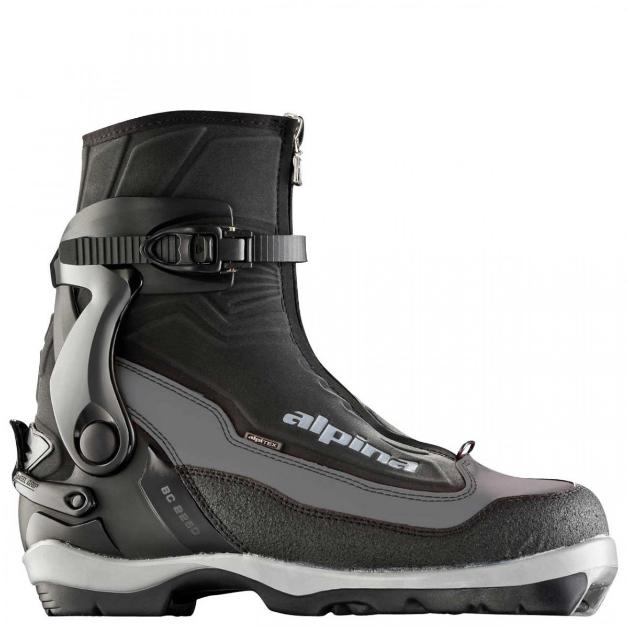 Alpina S Combi Sport Series Cross Country Nordic Ski BOOTS Size - Alpina combi boots