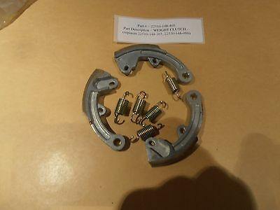 HONDA PA50 NOS GENUINE  NEW OLD STOCK CLUTCH WEIGHTS