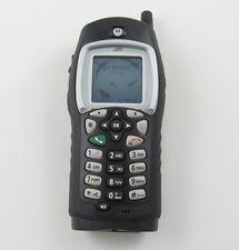 Motorola i355 Nextel Walkie-Talkie Cell Phone GPS + Wall Chargr GOOD