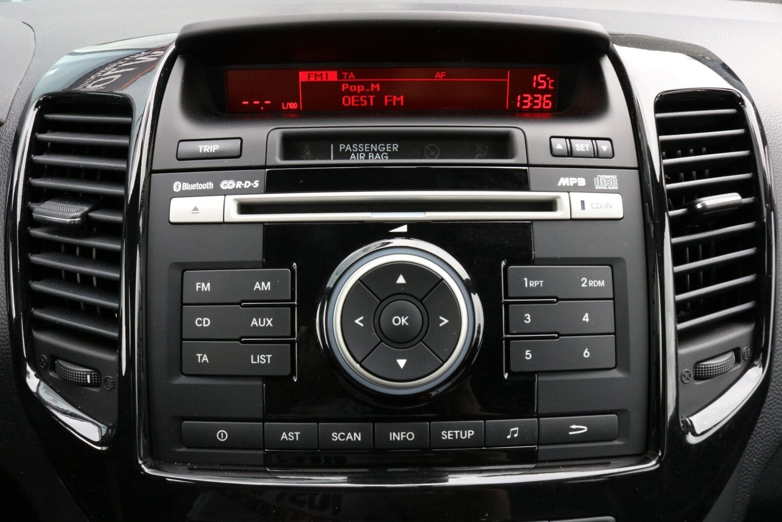 Kia Venga CRDi 128 Premium Van