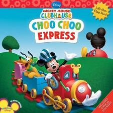 Mickey Mouse Clubhouse Choo Choo Express by Disney Book Group Staff (2009, Paperback)