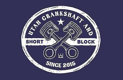 UTAH CRANKSHAFT AND SHORT BLOCK