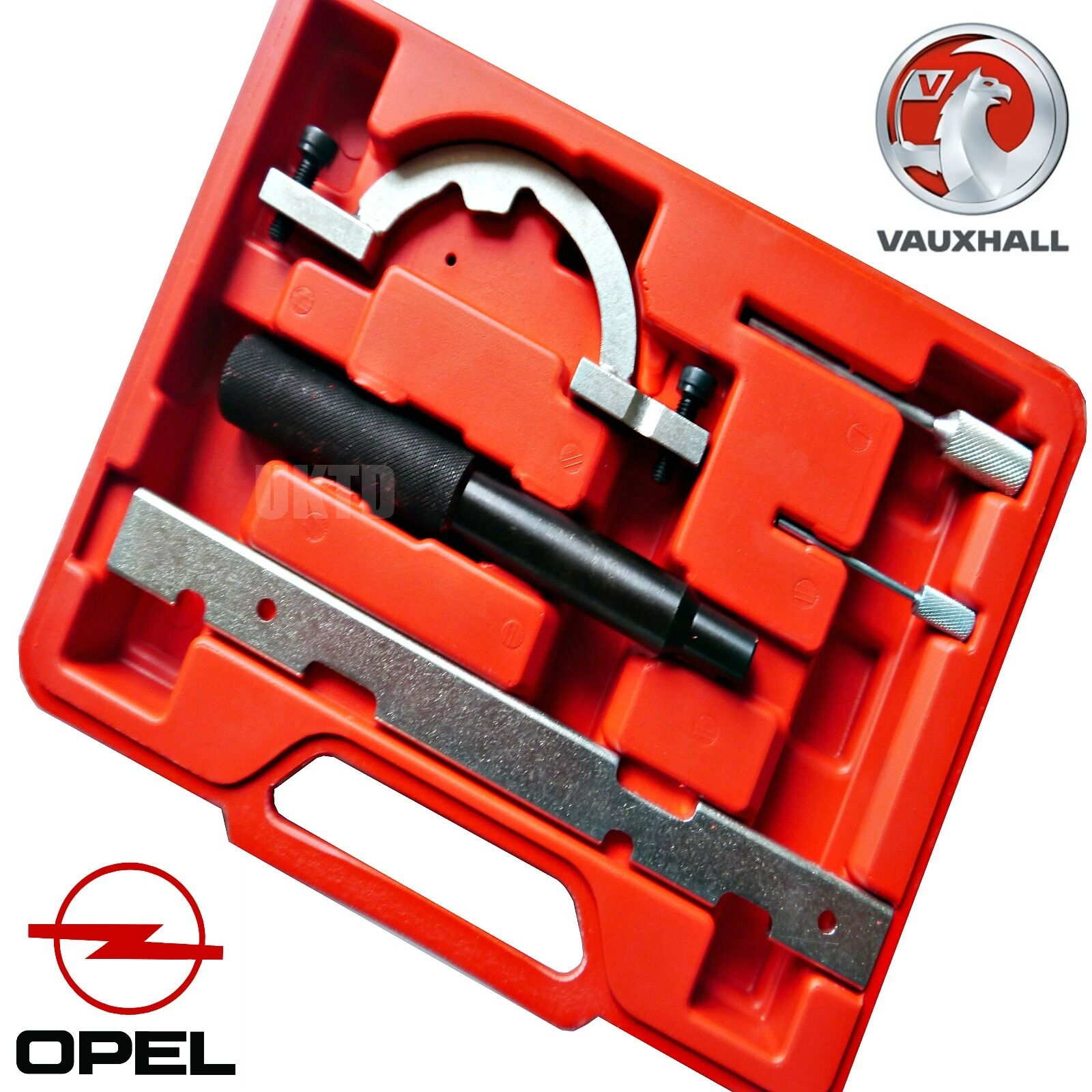 Vw 1600 Engine Removal: Vauxhall Timing Setting Locking TooL Corsa AGILA 3