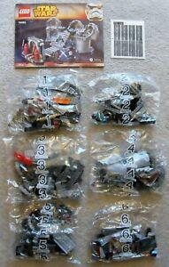 LEGO-Star-Wars-Rare-Original-75093-Death-Star-Final-Duel-New-No-minifigs