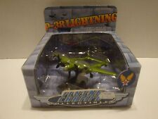 Flying Champs Collectibles P-38 Lightning Aircraft Plane Diecast C45-1