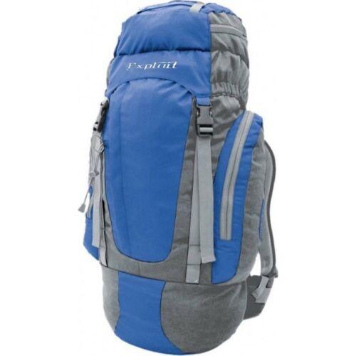 ZAINO TREKKING EXPLOIT PASUBIO FERRINO 50 LT BLUE SCOUT MONTAGNA BAG