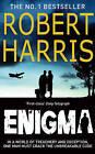 Enigma by Robert Harris (Paperback, 1996)