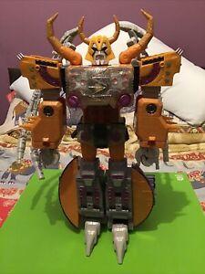 Transformers Armada Unicron + Minicon & Instructions