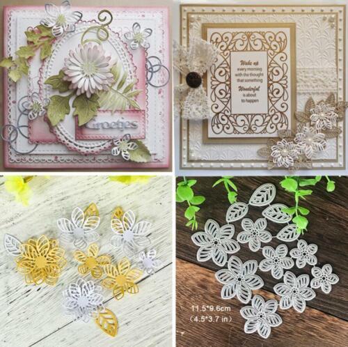 Metal Cutting Die Scrapbooking Card Making Album Decorative Embossing Craft Dies