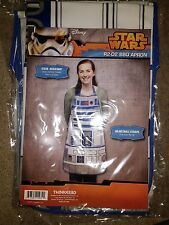 Disney Star Wars R2-D2 R2D2 BBQ Apron Kitchen Cook Grill Chef Adjustable Straps