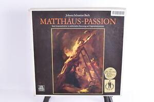 Johann Sebastian Bach Matthäus-Passion Concentus Musicus Wien royal Sound SAWT95