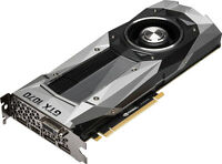 NVIDIA Founders Edition GeForce GTX 1080 8GB GDDR5X PCI Express 3.0 Graphics Card