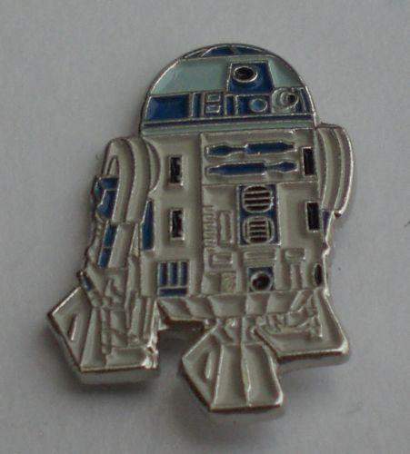 Star Wars R2D2 Robot Quality Enamel Pin Badge