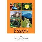 Essays 9781456838973 by Lefranc Guerin Book