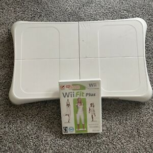 Nintendo Wii Fit Plus with Balance Board - Tested