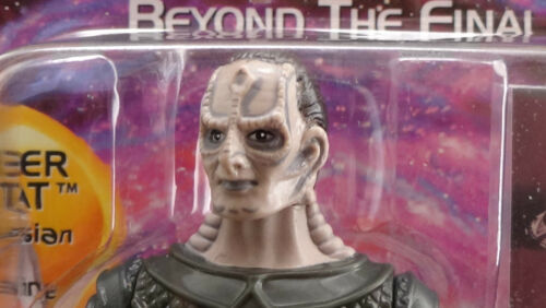 Comm gul dukat Deep Space 1st Edition 1993 playmates STAR TREK DS9 non ouvert