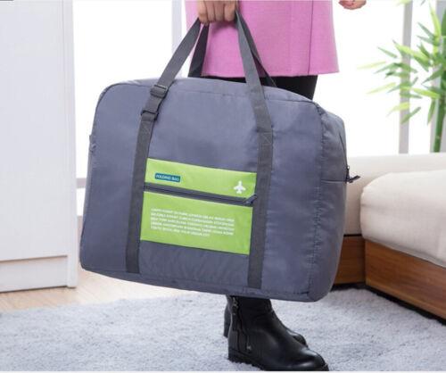 32 L pliable étanche Sac de voyage léger épaule Sac à main Picnic cabas valise