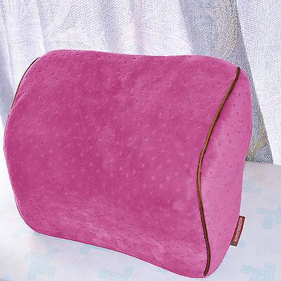 Auto Car Seat Pad Memory Foam Travel Pillow Head Neck Rest Support Cushion SALE