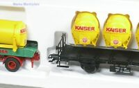 H0 Museumswagen 2006 Kaiser-Brauerei DB Märklin 48006 NEU OVP