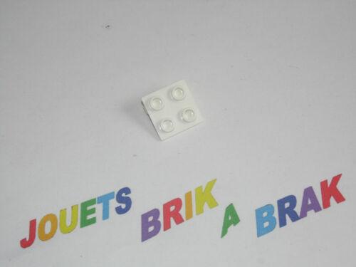 LEGO Hinge charnière Brick 2x2 top plate thin Choose color  ref 6134