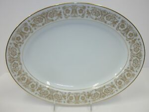 Noritake-Raphael-Dinnerware-China-13-1-2-034-Oval-Serving-Platter-6679