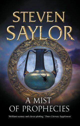 1 of 1 - A Mist of Prophecies (Roma sub Rosa),Steven Saylor