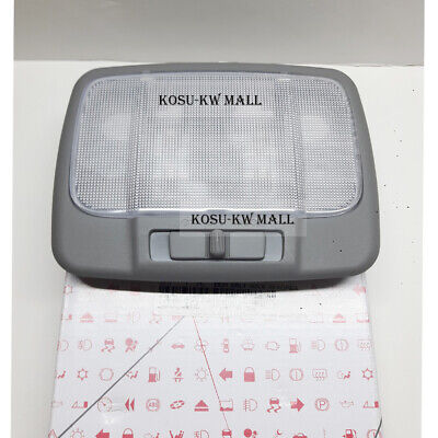 Genuine Overhead Console Room Lamp Assy Oem 928503E500CY For KIA Sorento 07-08