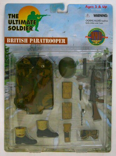 The Ultimate Soldier British Paratrooper