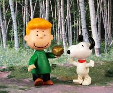 Cake Topper Peanuts Snoopy and Friends Sally Cake Topper Statue Figure K244