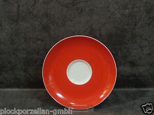 THOMAS-Porzellan-SUNNY-DAY-Kaffee-Tee-Kombi-Untertasse-Unterteller-NEW-RED-25