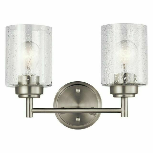Kichler Lighting 45885ni Two Light Bath