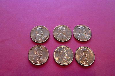 L@@K! 2009 D Lincoln LP-1 Cents   Lot of 2 BU GEMs