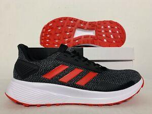 Active Rojo Hombre de 9 Gris TallaG28902 Negros Detalles Atletismo Zapatos Adidas Duramo iukXOZP