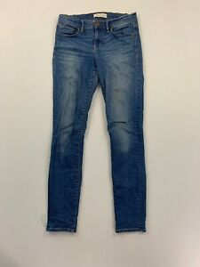 Madewell-Women-039-s-Blue-Skinny-Jeans-Size-25