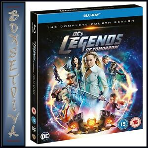 LEGENDS-OF-TOMORROW-DC-COMPLETE-SEASON-4-BRAND-NEW-BLURAY-REGION-FREE