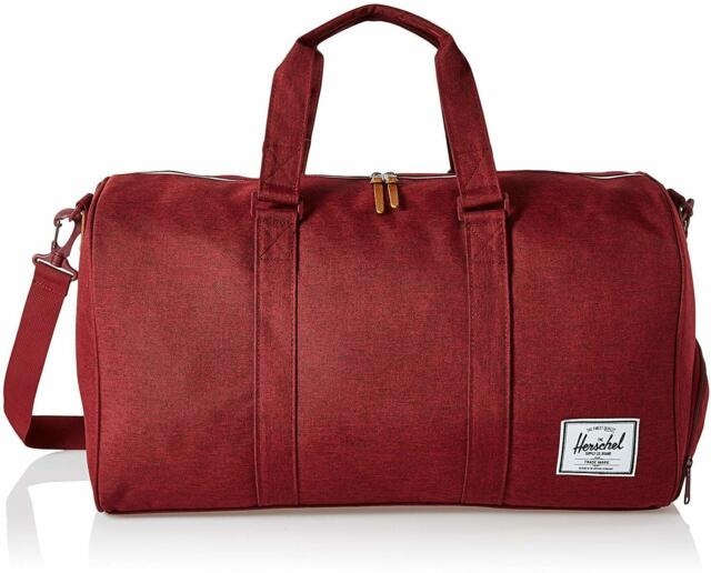 92af1b60f138f Travel Duffels Herschel Supply Co. Novel Bag Winetasting Crosshatch ...