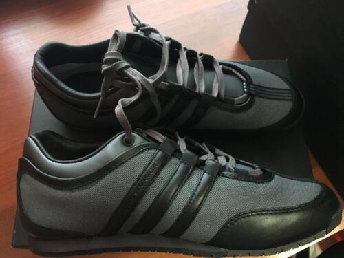 Details about Adidas Y 3 Yohji Yamamoto Boxing Trainers Black BB4720 Night Metallic Gray Rare