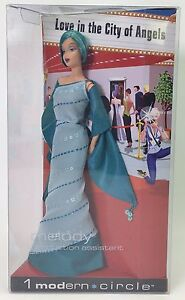 BARBIE 1 MODERN CIRCLE MELODY PRODUCTION ASSISTANT LOVE IN THE CITY #2