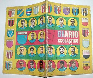 Agenda-Escolar-Futbol-1970-71-Usado