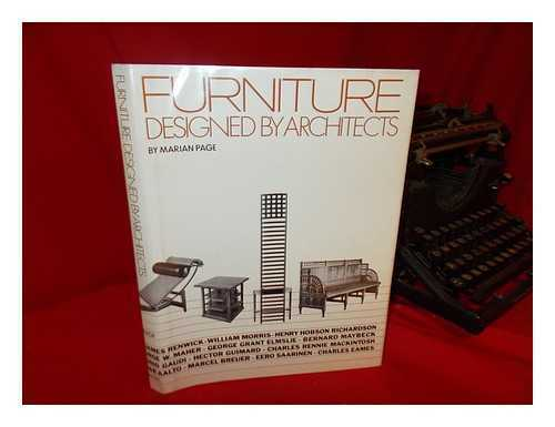 Furniture Designed by Architects / by Marian Page