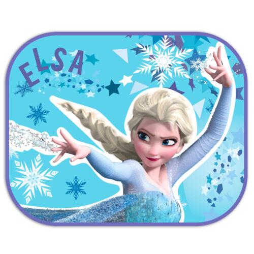 2x Disney Frozen Elsa Anna Window Car Sun Shades Blinds Children Kids Baby 12