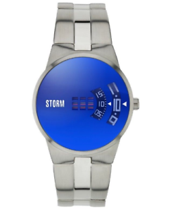 Storm-Remi-Lazer-Blue-New-Watch-Men-S-Stainless-Steel-Seen-Tv-Best-Seller-Offici