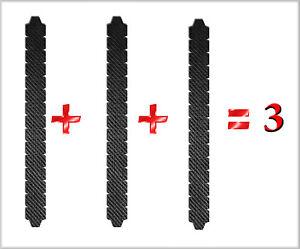Ravissement Pack 3 Nomascrash Protector Pala Padel Pro 100% Carbono No+crash Talla L