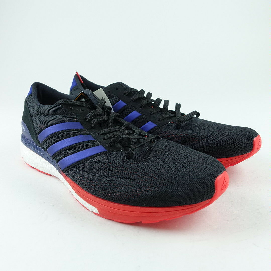 Adidas Originals Men Size 13 Adizero Boston 6 Running shoes BB6413