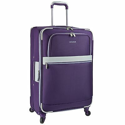 "US Traveler Alamosa 27"" Medium Light Expandable Spinner Luggage Suitcase Bag"