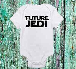 1f9872233 Future Jedi Star Wars - Cute Baby Girl/Boy clothes - newborn onesie ...