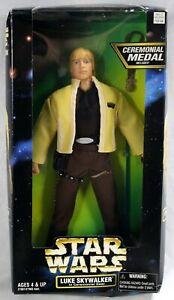 VTG Luke Skywalker (In Ceremonial Gear) - Star Wars Action Collection - Kenner