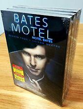 Bates Motel Seasons 1-4 DVD Set Season 1 2 3 4 Complete Series NEW!!