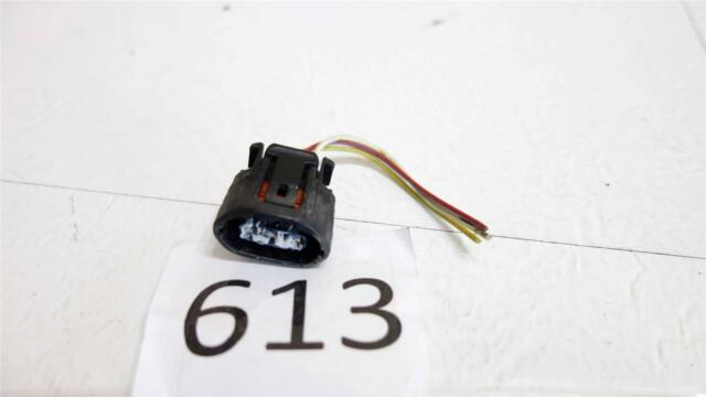 Genuine Toyota 3 Pin Oval Electrical Housing Connector F 90980-11349