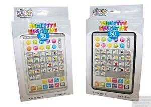 Tablette Educative 50 Fonctions A Toi De Jouer Neuf Pierre-cedric Prix Sympa ! Ckprthxx-07155944-592115870